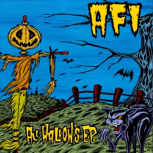 af-all-hallows-ep-album-cover